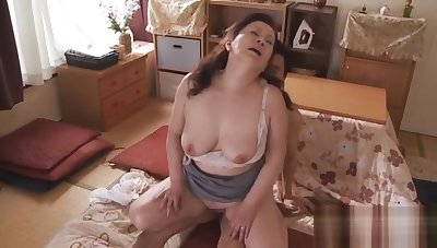 Adorable Nipponese Chizuru Iwasaki Gets Drilled Good