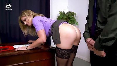 Cory Chase - Administrative assistant office sex