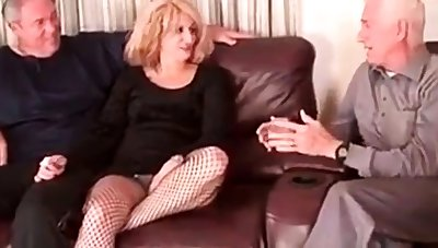 Mature Bisexual Couple Heal I