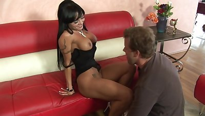 hot exotic MILF Mahina Zaltana porn video