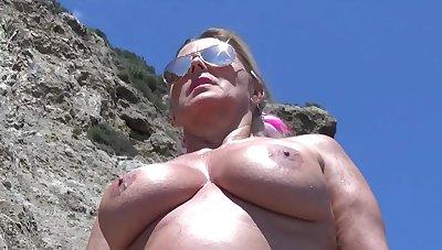 Zackynthos Nudist Beach Pt1 - TacAmateurs