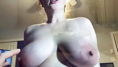 Cum Hungry Amateur Fucks Increased by Begs To Disgust Covered In Jizz Pov