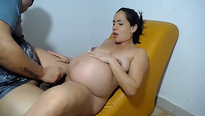 Perverse_Pregnant Hot Oratorical fucking hard from her husband