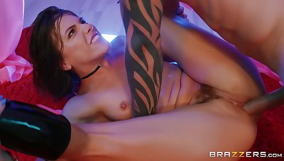 Socking Porn Unshaded With Tempting Last analysis - Adriana Chechik Increased by Scott Nails