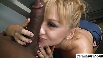 Lea Lexis thick ass craves workout with Jon Jon's BBC